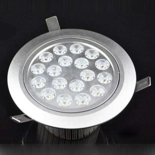 Moder High Power 18W LED Living Room DownLights Cabinet Porch Hallway Down Lamps Lighting Fixtures