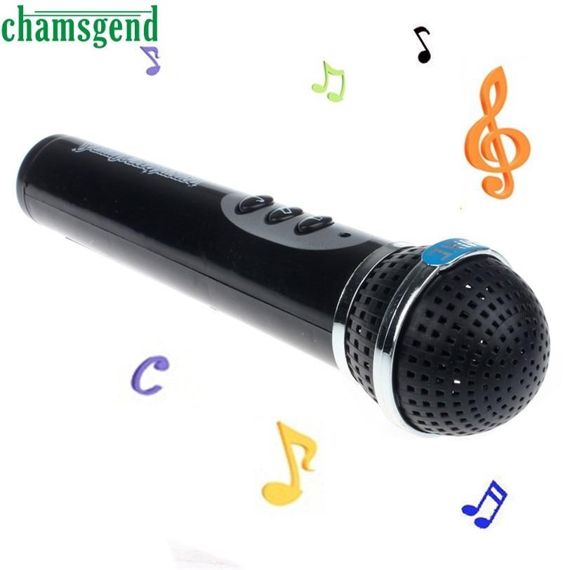 CHAMSGEND Best seller drop ship Girls Boys Microphone Mic Karaoke Singing Kid Funny Gift Music Toy S20