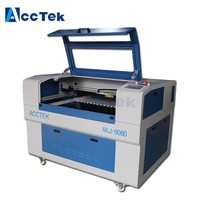 AccTek AKJ 9060 CNC Laser Engraving Machine For Paper