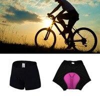 Women Ladies Bicycle Cycling Bike Underwear Gel 3D Padded Short Pants Shorts High Quality