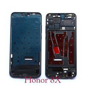 Image 1 - Nouveau boîtier de cadre moyen dorigine pour Huawei Honor 8X