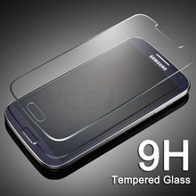 Protective Glass on the For Samsung Galaxy S7 S6 S5 S4 S3 mi