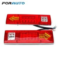 FORAUTO 38 SMD LED Universal 12V Auto Lights Car Brake Lamps High Quality Car Accessories 1