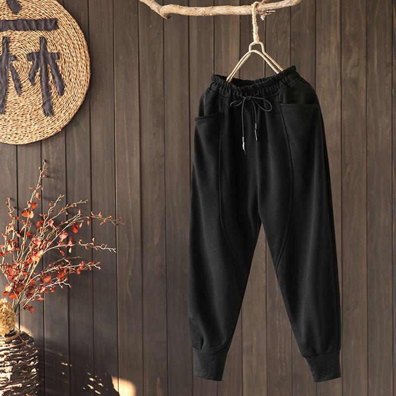 Pantaloni Elastico Lunghi Tuta
