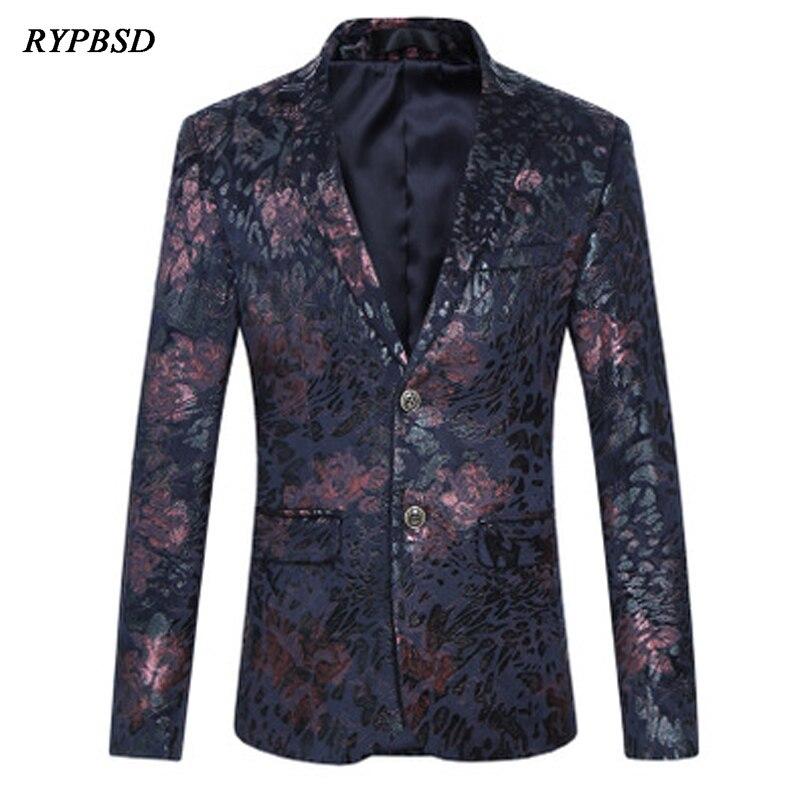 2019 Men Wedding Suits Mens Casual Blazer Coat Blazer Men Slim Fit Casual Blazer Masculino Fashion Single Breasted