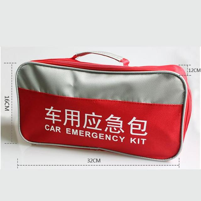 Rescue Charter Automotive Car First Aid Kit On Vehicle Emergency Kit Civil Air Defense Emergency Package Functional