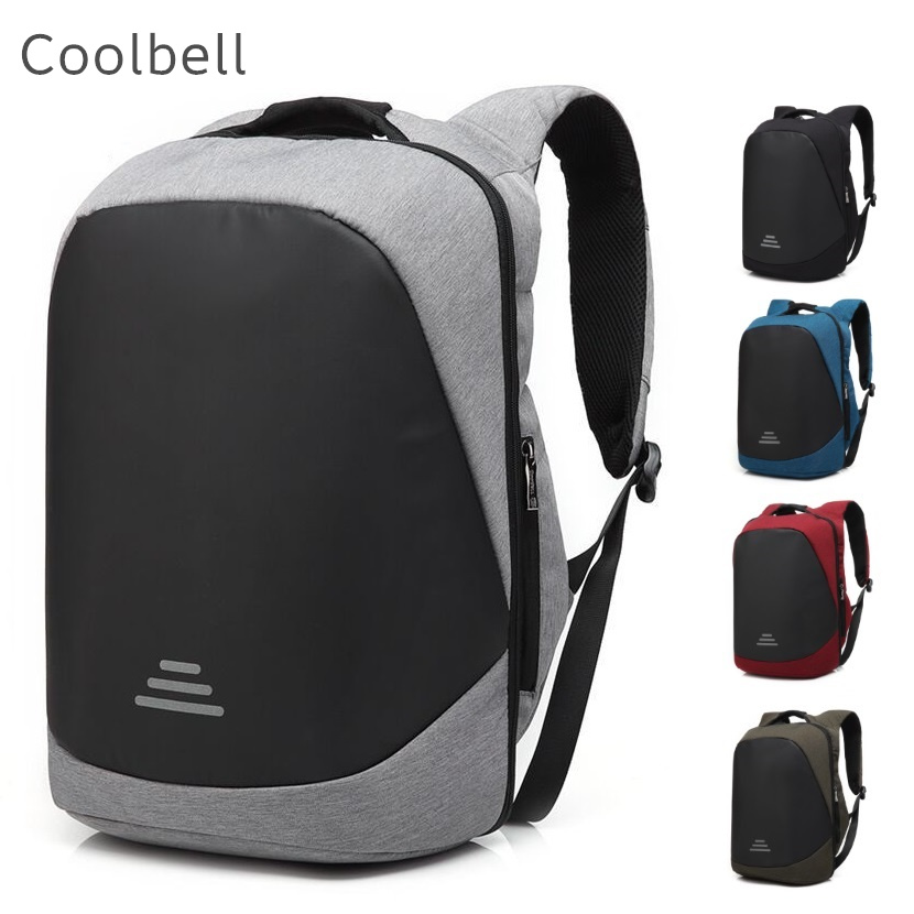 2019 Coolbell Brand Backpack For Laptop 15 15 6 17 17 1 17 3 Notebook Bag