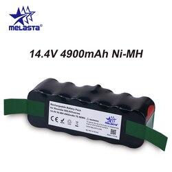 Melasta Bijgewerkt 4.9Ah 14.4V NIMH batterij voor iRobot Roomba 500 600 700 800 Serie 510 530 550 560 620 630 650 770 780 870 880 R3