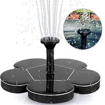 Pompe à eau solaire panneau flottant piscine énergie solaire ...