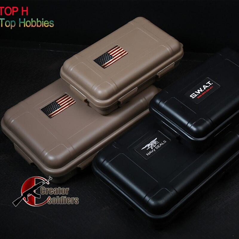 4 Style NO. Black/Sand L/S 1/6 Scale Scene Accessories Pistol/Rifle Gun Box Multi-purpose Weapon Storage Box/Display pistols Box kid s box 2ed 6 ab online resources