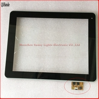 1Pcs Lot New For 1 Inch Digma IDxD10 3G Touch Screen Tablet Computer Multi Touch Capacitive
