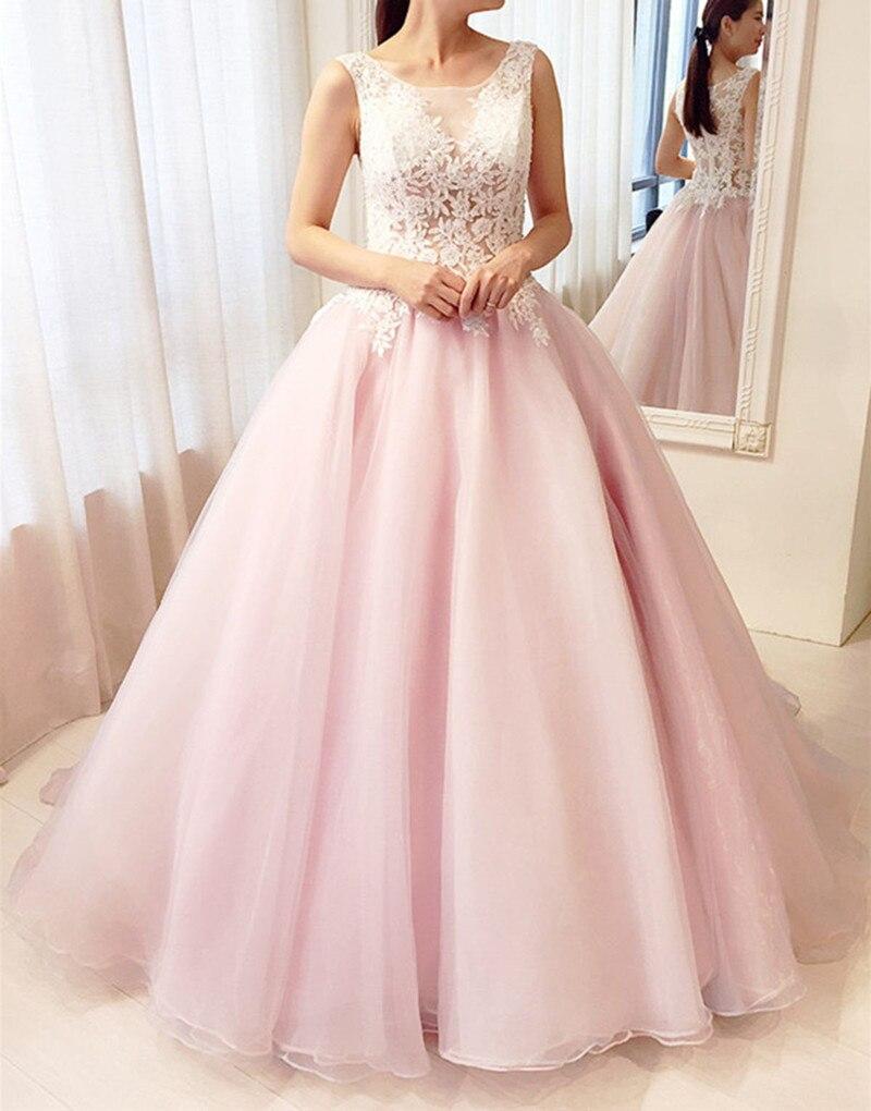 Princess Wedding Dress 2019 Ball Gown Bridal Wedding Gowns vestido de noiva Lace Bride Dress Plus