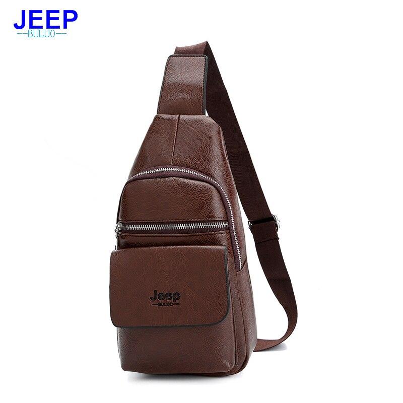 Affari Borsa Petto Con Hengsheng Maschile Qualità khaki Jeep Pu brown Crossbody Tracolla Sesso A Sacchetto Black Marrone Bag Pelle Uomini Modo Di FqYFB4wEt