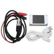 Dso188 цифровой осциллограф 1 м пропускная способность 5 м Частота дискретизации Портативный карманный мини-Осциллограф комплект