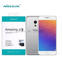 Meizu Professional 6 Tempered Glass Nillkin Model Meizu Professional 6 Display Protector Superb H Plus Professional Sequence 2.5D 9H Protecting Movie