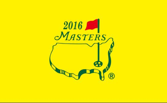 The Masters Golf Flag 2016 Augusta Embroidered Dated 3ftx5ft Banner 100D Polyester Flag metal Grommets 90x150cm free shipping