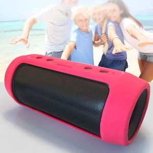 Soft Silicone Case for Bluetooth Speaker Cover Shockproof Waterproof Protective Sleeve