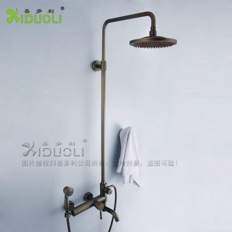salle de bains cuivre ensemble complet combinaison de. Black Bedroom Furniture Sets. Home Design Ideas