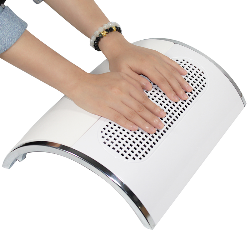 Powerful Nail Dust Suction Collector  3 Fan/1 Fan Vacuum Cleaner Manicure Tools With Dust Collecting Bags Nail Art Suction