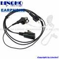 acoustic tube style transparent air tube IC-V8 IC-V82 IC-V80 two way radio soft ear plug headset