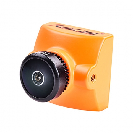 RunCam Racer FPV Camera 700TVL Horizontal Resolution <font><b>M8</b></font> <font><b>Lens</b></font> Integrated OSD NTSC/PAL with 4:3 / Widescreen for FPV Racing Drone image