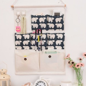 Cotton And Linen Wall Hanging