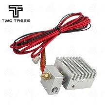 Два дерева MK8 экструдер J-head Экструдер 3d части принтера Алюминиевый Экструдер для нити 1,75 мм Extrusora 3D аксессуары для печати