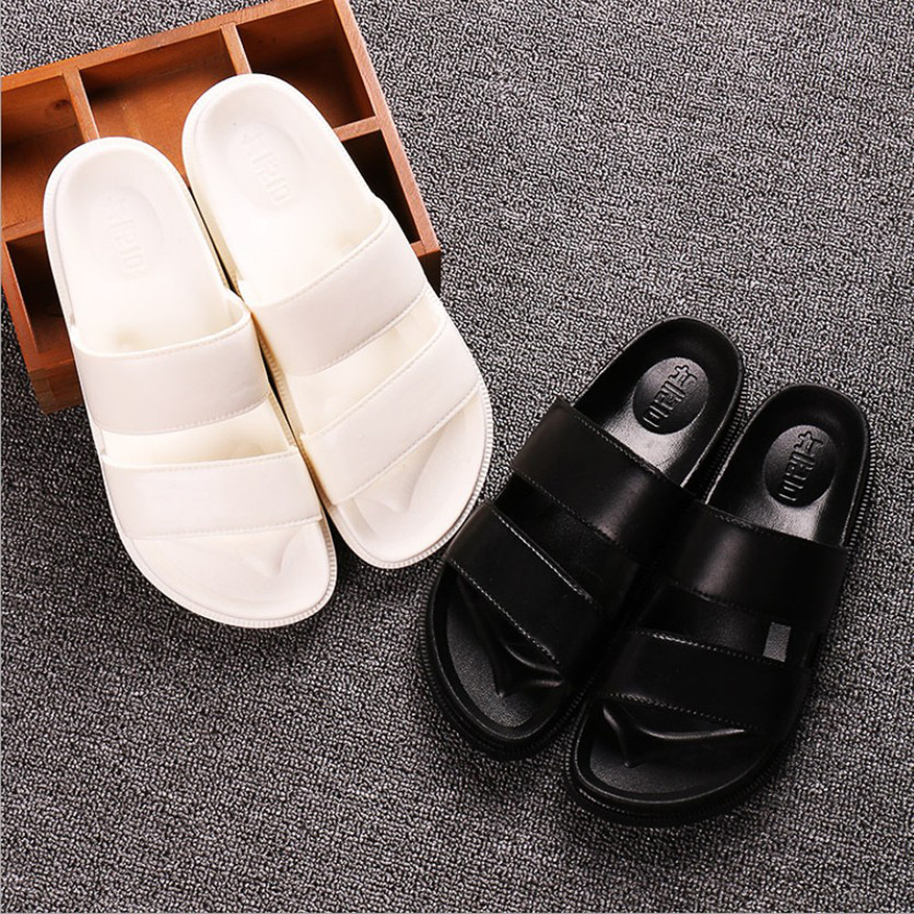 2017 new Women Flip Flops Sandal Rubber Casual Shoes Summer Fashion Beach Flip Flop Non-Slip Sandals Female Slippers For Women