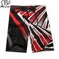 Г-Н ДЖИМ 2017 новый мужской Quick Dry Короткие штаны для Мужчин Летней Одежды печати Пляжные Шорты мужские совет Шорты