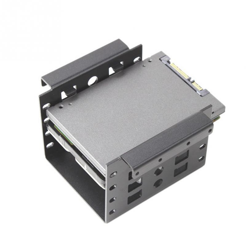 "Dell SSD HDD Mounting Bracket /& Caddy Kit 2.5/"" to 3.5/"" drive bay"