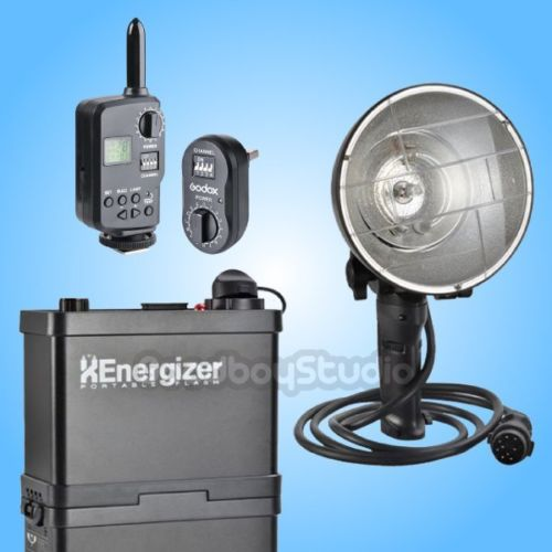 Godox XEnergizer ES 400P 400W 400Ws Portable Outdoor Studio Strobe Flash  Light(China (