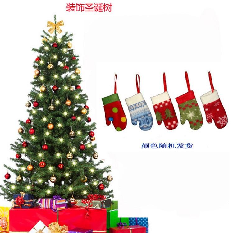 Us 18 81 Christmas Decoration Gloves 2015 Hot Bulk Christmas Ornaments Colorful Cute Christmas Decorations For Home Decoration Gloves In Christmas