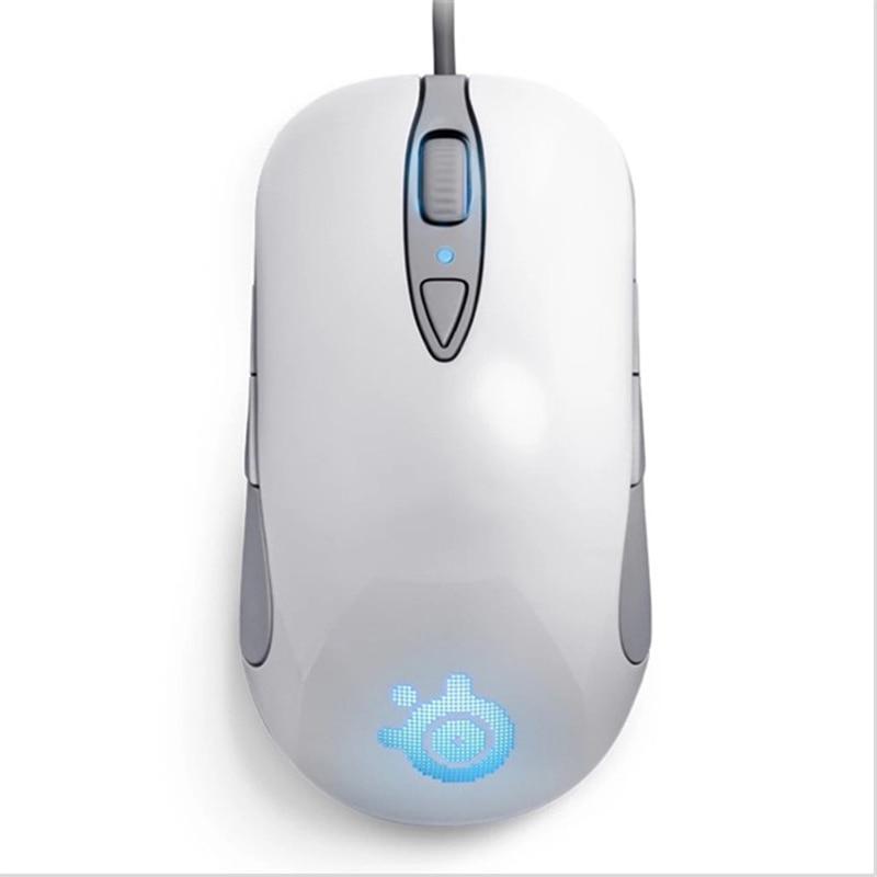Original SteelSeries SENSEI RAW Frostblue Gaming mouse, Steelseries Engine Steelseries Frost Blue Steelseries SENSEI RAW-in Mice from Computer & Office    1