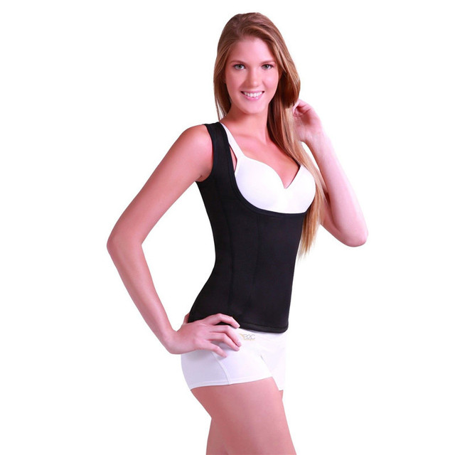 Sexy Shaper Shirt Women Neoprene Slimming Thermo Redu Shaper Hot Slimming Shaper Cami Hot Shapers Shirt Thermo Redu Tops 9QR499