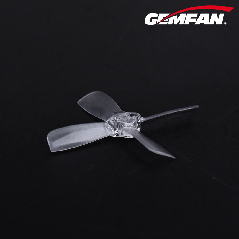 Gemfan 2035BN <font><b>2035</b></font> 4 Blade 3 Hub <font><b>Propeller</b></font> compatible 1103-1104 Brushless Motor for FPV Mini Frame kit image