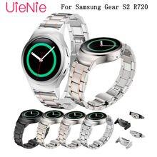 20 мм роскошный браслет для samsung gear s2 r720 Смарт часы
