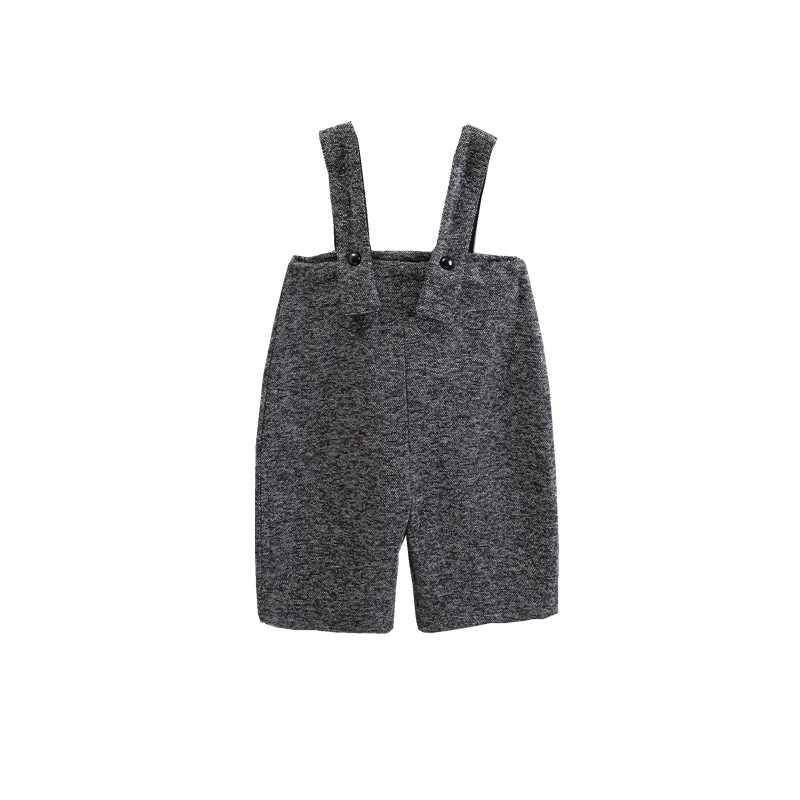 d833e5637c0 ... 2019 new spring thick warm girls gray jumpsuit rompers for 3 - 12 yrs  little girls ...