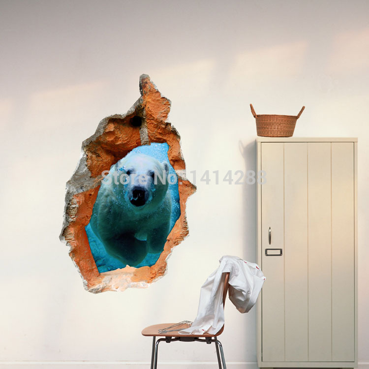 Magnificent Black Bear Wall Decor Pictures - Wall Art and Decor ...