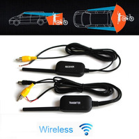 2017 New High Quality 2 4G Wireless Transceiver Receiver For Car Reverse Rear View Backups Parking