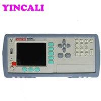 Многоканальный измеритель температуры AT4116 может измерять 16 каналов TFT True color lcd дисплей термопары K/T/J диапазон 200 1300C