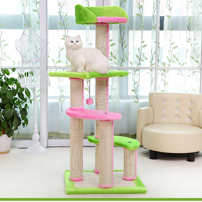 New Arrival Cat Toy Cat Colorful Colorful Furniture Cat