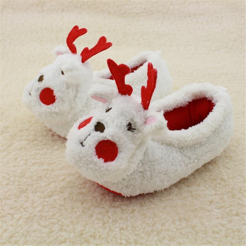 Autumn Winter Children Christmas Slippers Winter kids slippers Cute ...