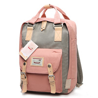 LUYO Cute Oxford Women Backpacks For Teenage Girls Mommy Computer Travel Luggage Laptop Fashion Backpack Bagpack