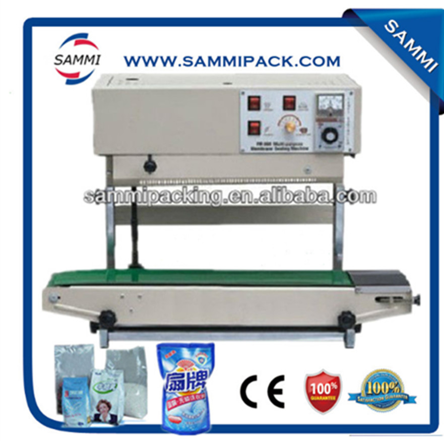 Free shipping FR-900V Vertical Continuous band sealing machine 10pcs fqpf4n90c 4n90 4a 900v to 220f