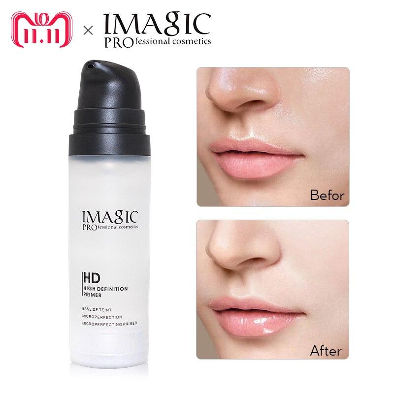 Professional Cosmetics Makeup Hide Blemish whitening Cream Liquid Care Concealer Palette Contouring Makeup Base By IMAGIC цены