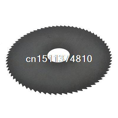 Circular HSS 150mm x 32mm x 0.8mm 72 Teeth Slitting Cutter Saw Blade  цены