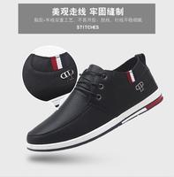 2018 Новая Осенняя мужская повседневная обувь, модная качественная мужская обувь, Мужская обувь в европейском стиле