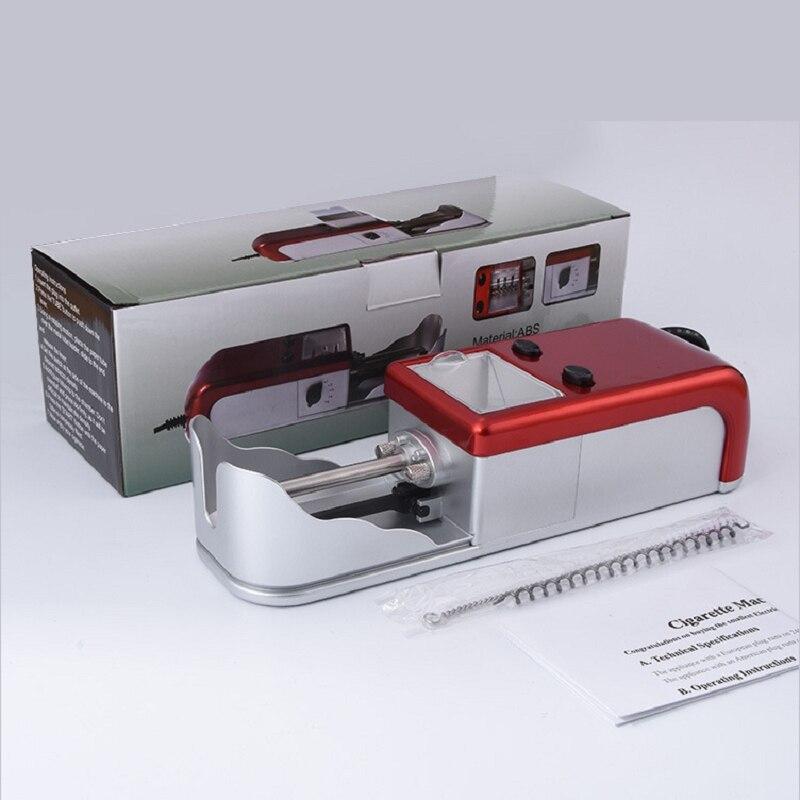 Machine de remplissage automatique de tabac de Machine de Cigarette de rouleau de Cigarette de fabricant électrique pour rouler des Cigarettes