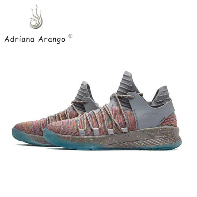 Adriana 2019 Basketball Schuhe Männer & Frauen 5s Zapatos Hombre Turnschuhe Kyrie 5s spor ayakkabi bajan uptempo