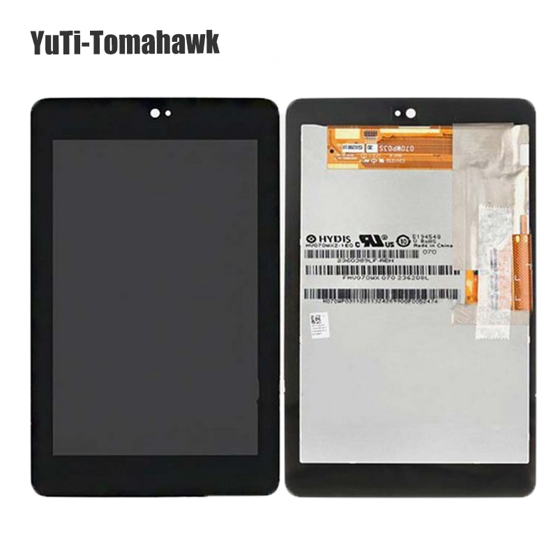 high quality Full new LCD display+Touch Digitizer Screen for ASUS Google Nexus 7 1st Gen nexus7 2012 ME370 ME370T ME370TG